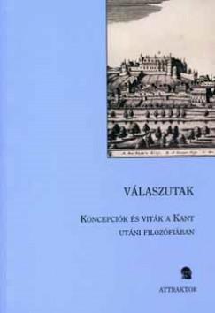 Bartha Judit - Hrubi Attila - Kruzslicz Anita - Weiss János - Válaszutak