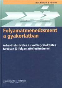 Vida Gábor - Dr. Bodnár Viktória  (Szerk.) - Folyamatmenedzsment a gyakorlatban