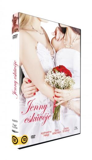 - Jenny esk�v�je - DVD