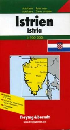 - Istria 1:100 000