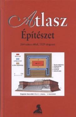 Werner Müller - Günter Vogel - Atlasz 11. - Építészet