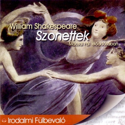 William Shakespeare - Mácsai Pál - Szonettek - Hangoskönyv