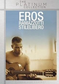 Eros Ramazzotti - Stilelibero (The Platinum Collection) - DVD
