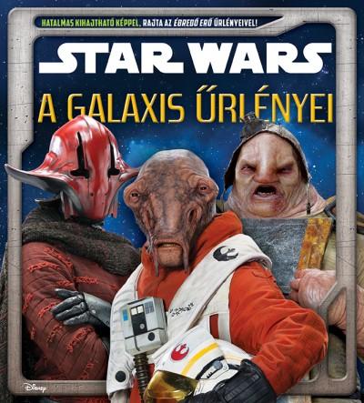 - Star Wars - A galaxis űrlényei