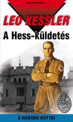 Leo Kessler - A Hess-küldetés