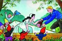 Grimm Testvérek - Hófehérke és a hét törpe - Diafilm