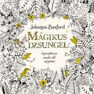 Johanna Basford - M�gikus dzsungel