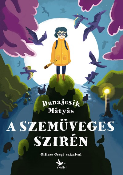 Dunajcsik Mátyás - A Szemüveges Szirén