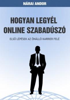 Andor Nárai - Hogyan legyél online szabadúszó