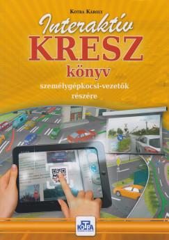 Interaktív KRESZ könyv személygépkocsi-vezetők részére