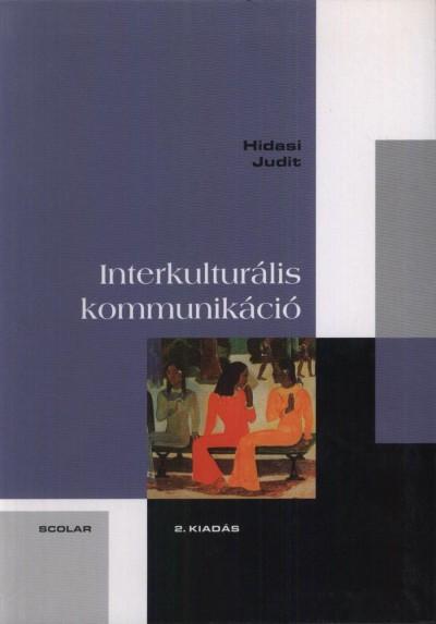 Hidasi Judit - Interkulturális kommunikáció