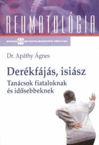 Apáthy Ágnes - Derékfájás, isiász