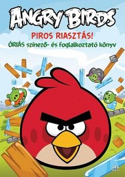 - Angry Birds - Piros riasztás!