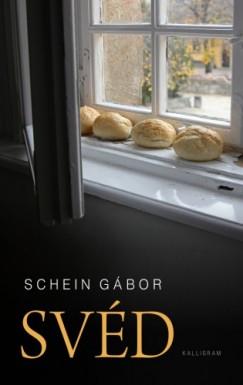Könyv: Svéd (Schein Gábor)