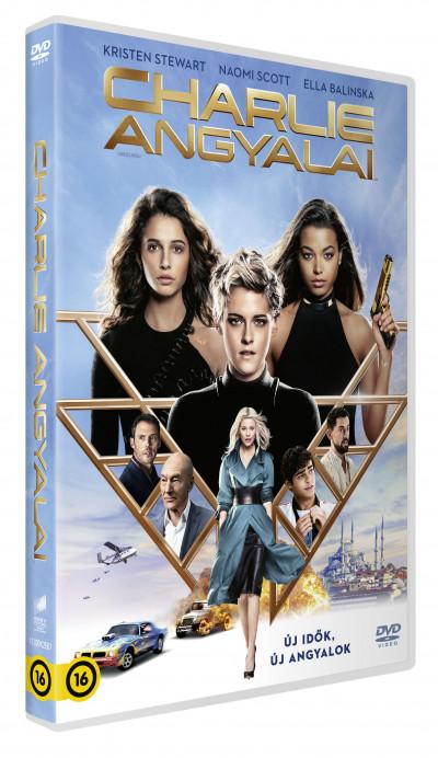 Elizabeth Banks - Charlie angyalai (2019) - DVD