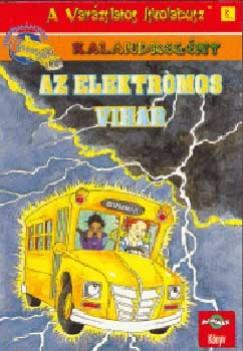 Rebecca Carmi - Az elektromos vihar
