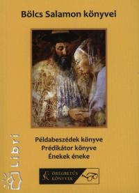 Havas Katalin  (Szerk.) - Bölcs Salamon könyvei