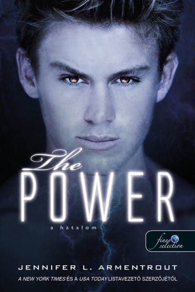 Jennifer L Armentrout - The Power - A hatalom