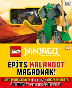 O'Hara Scarlet - LEGO Ninjago - építs kalandot magadnak