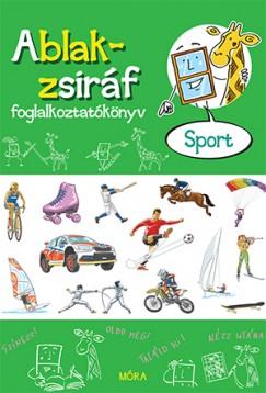 Somlai János - Ablak-zsiráf foglalkoztatókönyv - Sport
