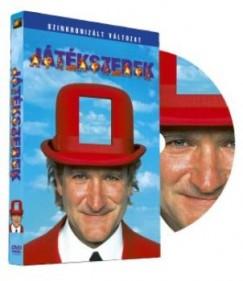 Barry Levinson - Játékszerek - DVD