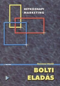 Rozványi Dávid - Bolti eladás