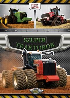 - Szuper traktorok