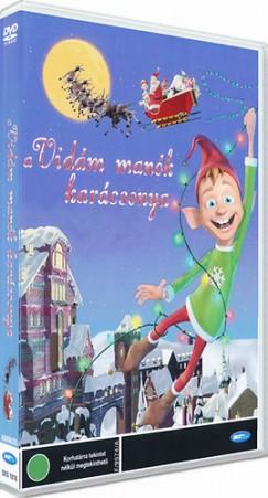 John Rice - A vidám manók karácsonya - DVD