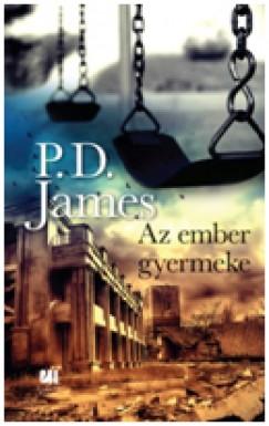 P.D. James - Az ember gyermeke