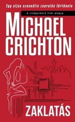 Crichton Michael - Zaklatás