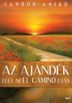 Sándor Anikó - Az ajándék - Élet az El Camino után
