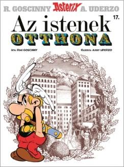 René Goscinny - Albert Uderzo - Asterix 17. - Az istenek otthona