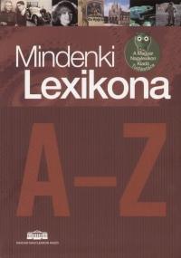 Szlávik Tamás  (Szerk.) - Mindenki Lexikona A-Z