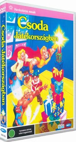 - Csoda Játékországban - DVD