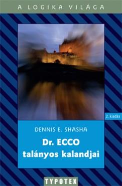Dennis Elliott Shasha - Dr. ECCO talányos kalandjai