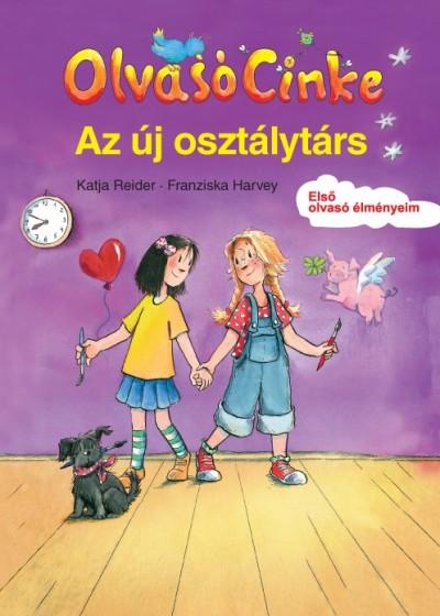 Katja Reider - Az új osztálytárs