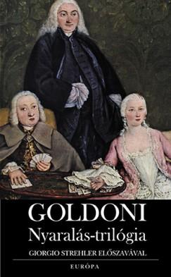 Carlo Goldoni - Nyaralás-trilógia
