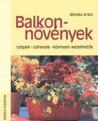 Monika Kratz - Balkonnövények