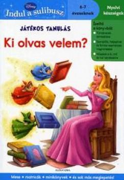 Szabó Lea  (Szerk.) - Játékos tanulás: Ki olvas velem? (Hercegnők)