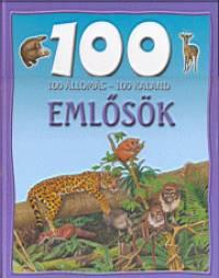 Andrew Langley - Nagy Éva  (Szerk.) - 100 állomás - 100 kaland - Emlősök
