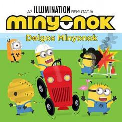 Trey King - Minyonok - Dolgos minyonok