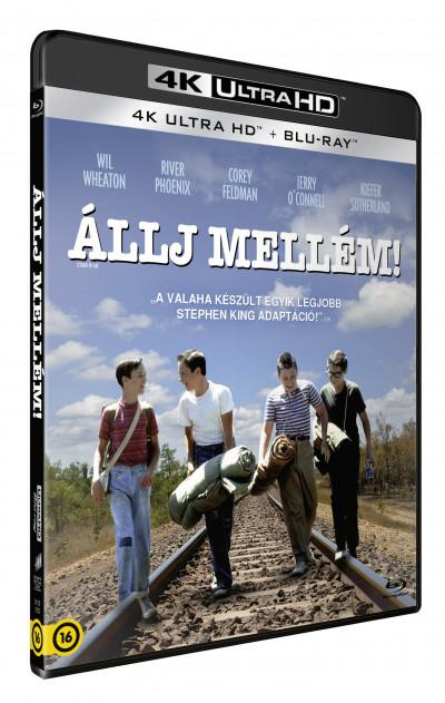 Rob Reiner - Állj mellém! - 4K UltraHD+Blu-ray