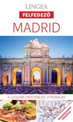 - Madrid - A legjobb városnéző útvonalak