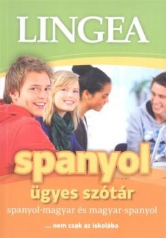 - Lingea spanyol ügyes szótár