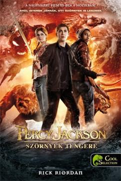 Rick Riordan - Percy Jackson - Szörnyek tengere - Puhatábla