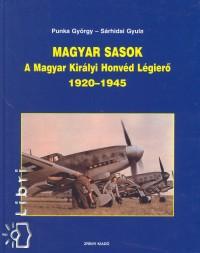 Punka György - Sárhidai Gyula - Magyar sasok