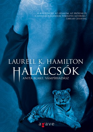 Laurell K. Hamilton - Hal�lcs�k