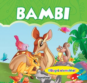 - Mini pop-up - Bambi