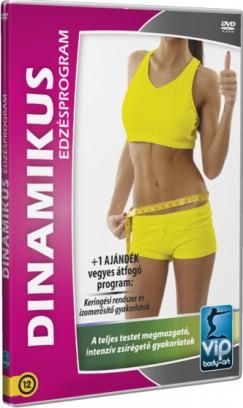 - Dinamikus edzésprogram - DVD