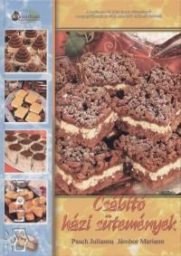 Jámbor Mariann - Pasch Julianna - Csábító házi sütemények